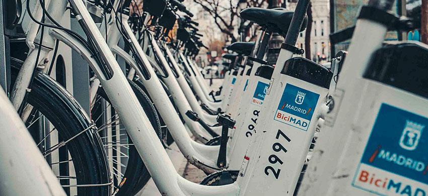 Biciclette Madrid