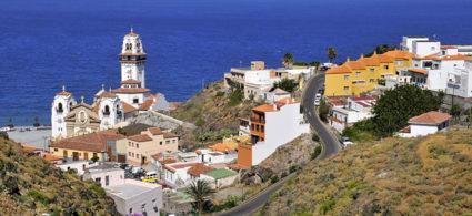 Noleggio auto a Tenerife