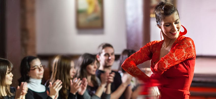 Flamenco al Corral de la Moreria