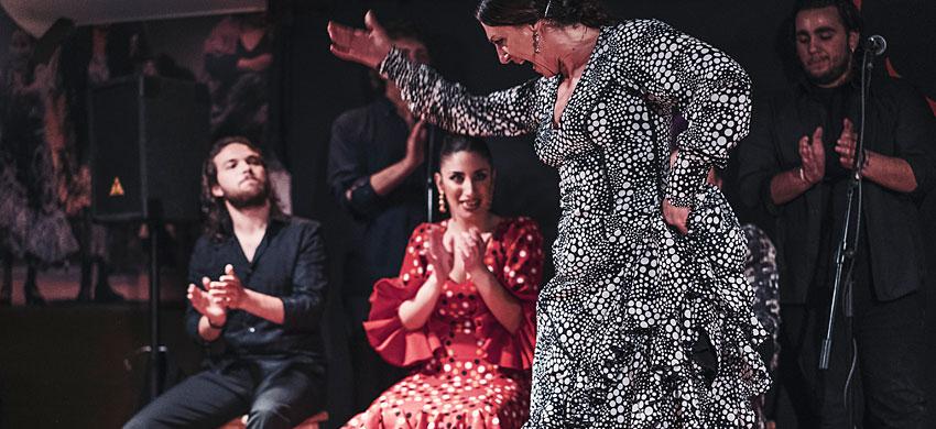 Flamenco a Las Carboneras