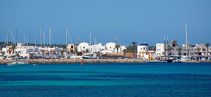 Dove dormire a Formentera - Spagna