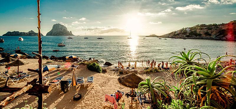 Le spiagge più belle di Ibiza