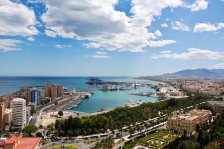 Malaga Spagna Cartina.Malaga Cosa Fare Cosa Vedere E Dove Dormire Spagna Info