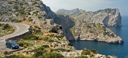 Noleggio auto in Spagna