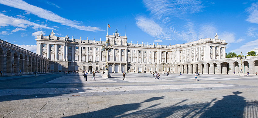 Palacio Real a Madrid