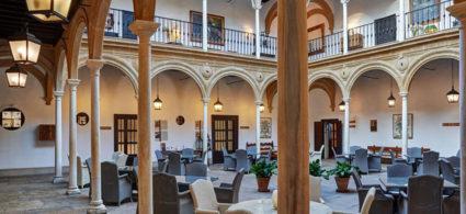 Alloggiare nei Paradores, edifici storici della Spagna