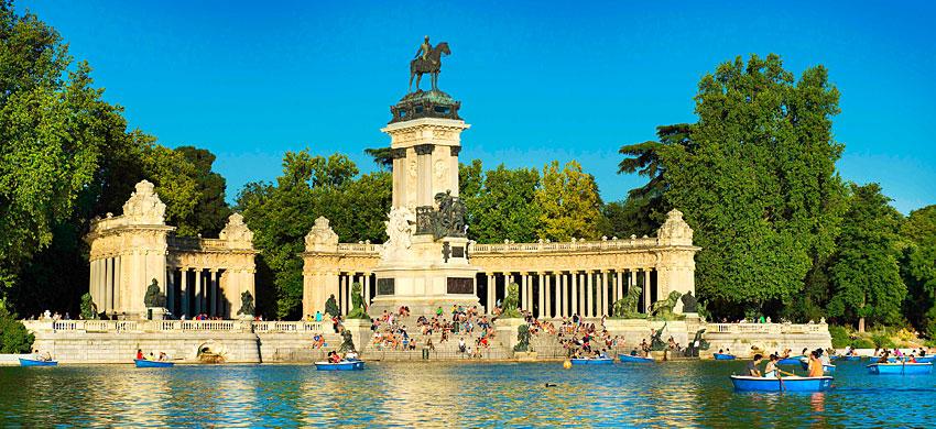 Parco Del Retiro Orari E Informazioni Utili Per La Visita Spagna Info