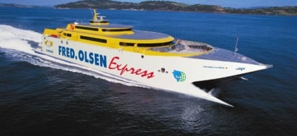 Traghetti Isole Canarie