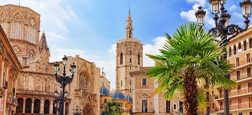 Cattedrale Valencia