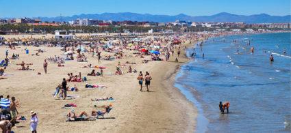 Dove andare al mare a Valencia